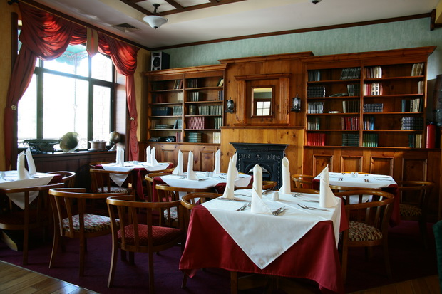 The Irish Pub & Restaurant